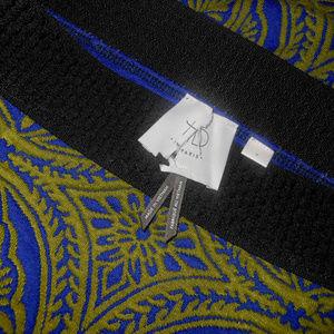 Anthropologie * HD in Paris Skirts - ANTHROPOLOGIE Medallion Pencil Skirt XS/S $98 NWOT